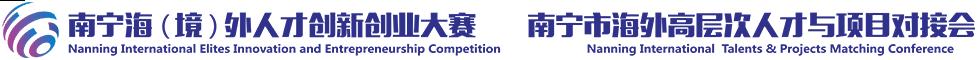中国南宁海(境)外人才创新创业大赛 南宁市海外高层次人才与项目对接会